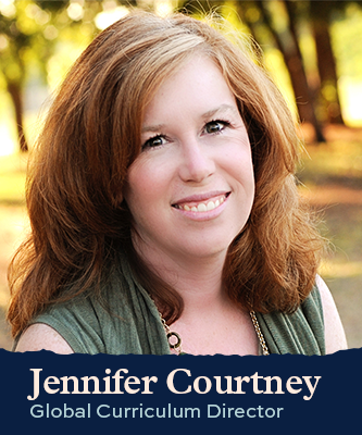 Jennifer Courtney Global Curriculum Director