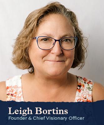 Leigh Bortins Founder
