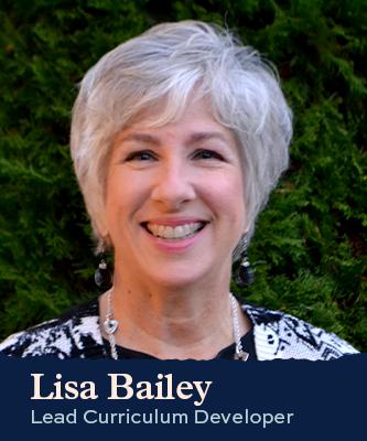Lisa Bailey Lead Curriculum Director