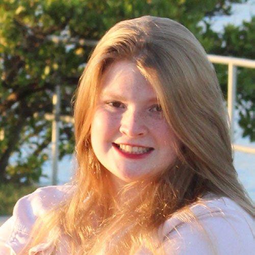 Annalee a Classical Conversations Homeschool Graduate