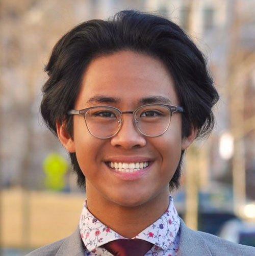 Elijah a Classical Conversations Homeschool Graduate