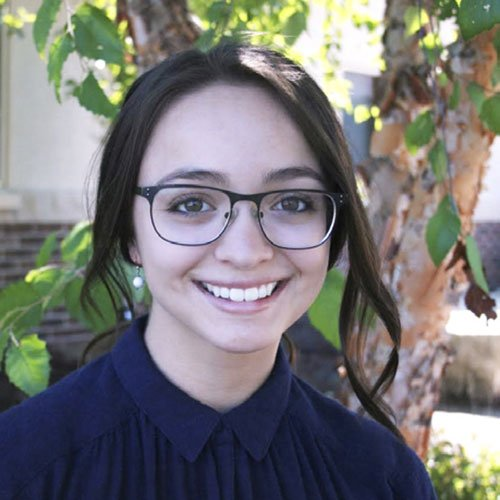 Victoria a Classical Conversations Homeschool Graduate