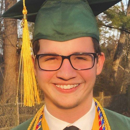 Christopher a Classical Conversations Homeschool Graduate