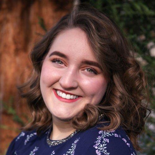 Ruth a Classical Conversations Homeschool Graduate